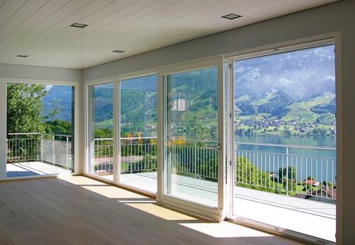 Finestre a battente o finestre scorrevoli - Soglie per finestre moderne ...